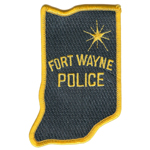 fw police patch