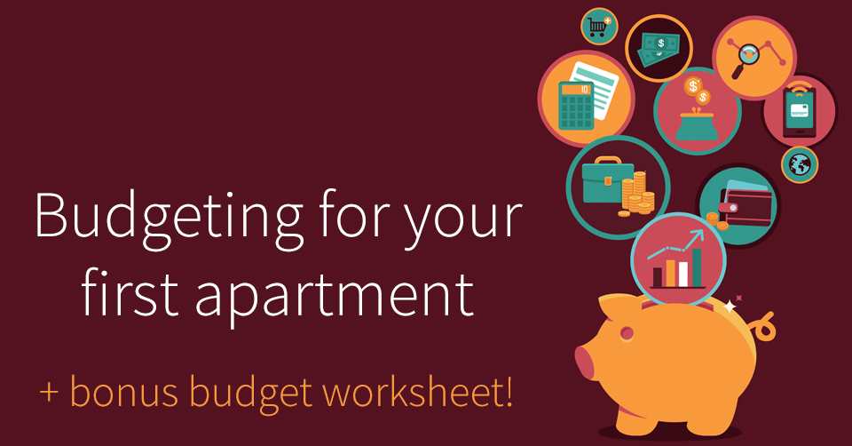budget tips for first time renters